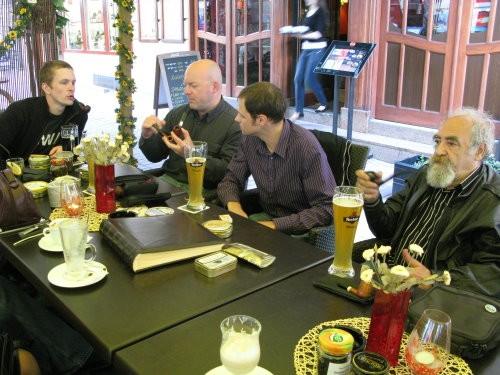 Spotkanie 16 maja 2011, Pub Tucher