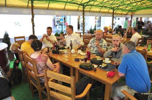 Spotkanie 6 czerwca 2011, Pub Tucher