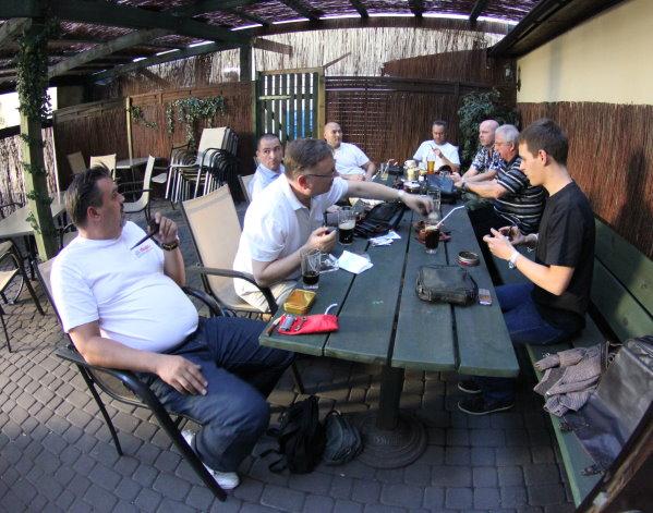 Spotkanie 23 lipca 2012, Pub Longman